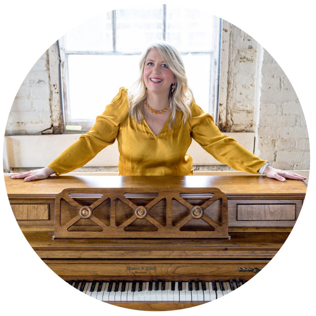 Rebecca Featherstone - CEO and founder of Musicology