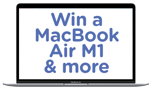 The Ultimate Music Teacher Giveaway MacBook